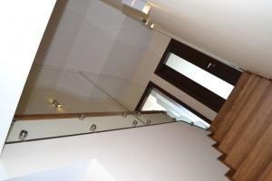 szklana balustrada 45