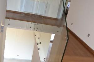 szklana balustrada 74