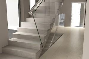 szklana balustrada 75