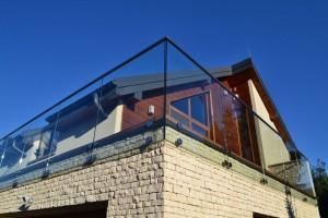 szklana balustrada 82