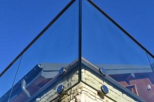 szklana balustrada 85