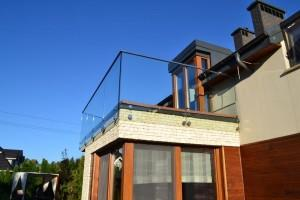 szklana balustrada 87