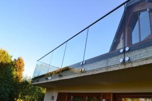 szklana balustrada 96