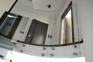 szklana balustrada 114