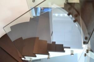 szklana balustrada 120