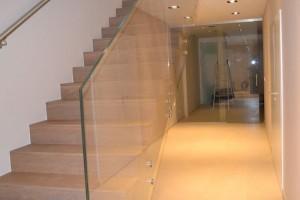 szklana balustrada 130