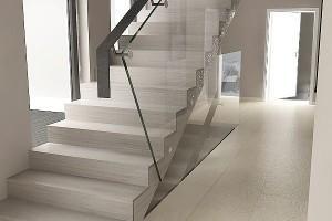 szklana balustrada 154