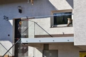 szklana balustrada 175