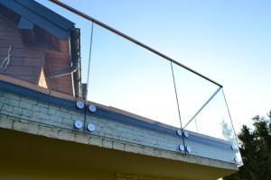 szklana balustrada 209