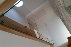 szklana balustrada 260
